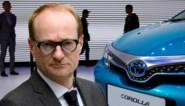 """Bitse discussie in parlement over wagenpark Vlaamse regering: """"Een minister heeft wagen met standing nodig, geen Toyota <I>Corollo</I>"""""""