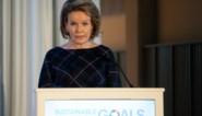 Koningin Mathilde vraagt aandacht voor mentale gezondheid op werkvloer