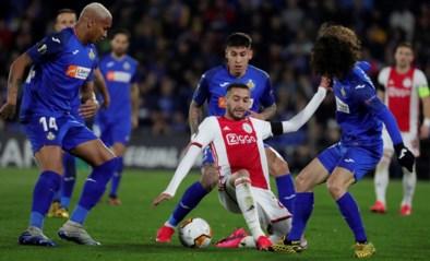 Wat er nog gebeurde in de Europa League: Lukaku scoort, uitschakeling dreigt voor Ajax