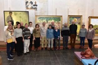 """Studio 100-baas stelt kunst tentoon van mensen met beperking: """"We zijn positief verrast door hun werk"""""""