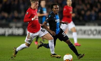 Club Brugge mag dromen in Old Trafford na verdienstelijk gelijkspel in eigen huis