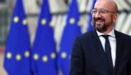 Charles Michel staat na drie maanden als Europees president al voor opdracht van 1.094,8 miljard euro
