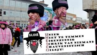 """Supporters Eendracht Aalst mogen tifo met afbeelding jood niet tonen tijdens carnavalsmatch: """"Onder druk van Belgische voetbalbond"""""""