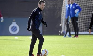 Twijfels over Vormer: Club Brugge wellicht zonder aanvoerder tegen Manchester United