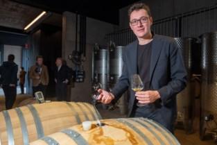 Vlaamse feestdag wordt D-Day voor eerste witte wijn van domein dat genoemd is naar een roofvogel