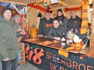 Supporters KMSK Deinze steunen club met eetfestijn
