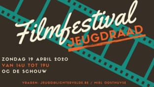Jeugdraad Filmfestival deelt 'Gouden Appels' uit