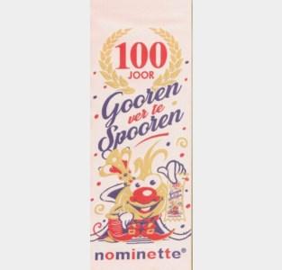 Nominette brengt lintjes uit voor honderdste verjaardag
