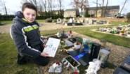 Alexander (10) verliest nieuwjaarsbrief voor overleden peter door storm, maar Facebook brengt redding