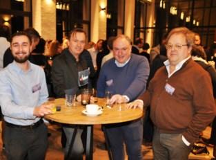 Vierde netwerkevent met wijnproeverij en speeddating