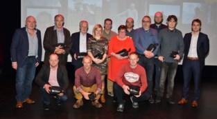 Dertien verdienstelijke leden Sportraad in etalage gezet