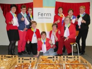 FERM is de nieuwe naam voor de dames van de KVLV Wontergem