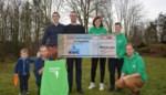 Haachtse Loop schenkt 1.086 euro aan vzw Pagadderke