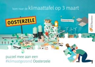 'Klimaattafel' op 3 maart