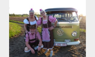 FOTO. 'Marianne & Rita maken lol van Ter Wilgen tot Tirol'
