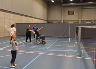 Belgisch kampioenschap G-badminton in Sint-Gillis