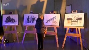 Politiezone Getevallei wil positief contact met Broeders Alexianen bevorderen door middel van kunst