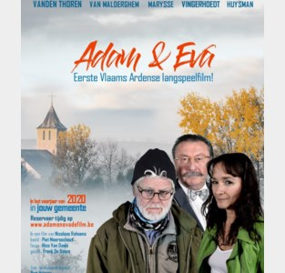Volksfilm 'Adam & Eva' in CC De Ververij