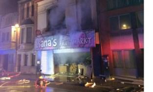 Dode bij brand in fruitwinkel in Ninove: oorzaak accidenteel