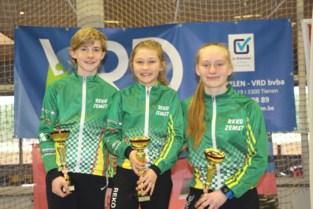 Reko pakt titels en medailles op Vlaams Kampioenschap