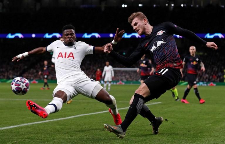 Twee RB Leipzigspelers vergissen zich van truitje bij Tottenham