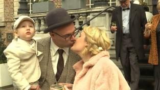 Koppels trouwen op 20.02.2020 in decor van Roaring Twenties