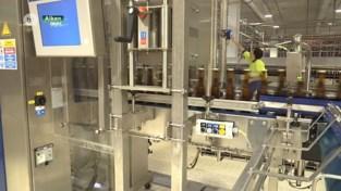 Brouwerij Alken-Maes schakelt over op waterduurzame flessenvuller