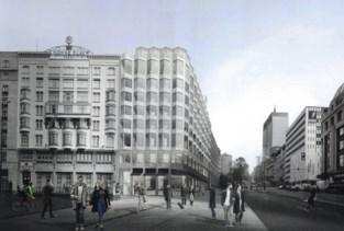 Hotel Crowne Plaza gaat 'lege hoek' Rogierplein opvullen met 149 kamers