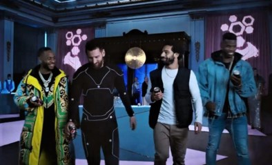 Messi, Salah, Pogba en Sterling schitteren samen in nieuwe Pepsi-reclame