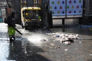 Carnaval Halle laat het milieu nog even wachten en doet het nog een jaar met plastic wegwerpbekers