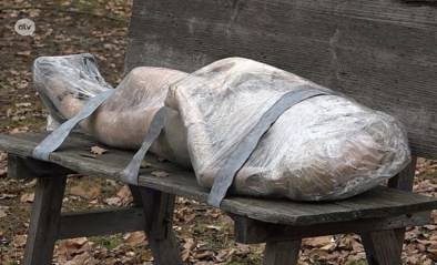 Heftige reacties op kunstwerk zonder hoofd: