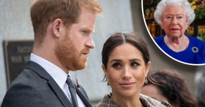 Hoe de Queen met één zet de 'melkkoe' van prins Harry en Meghan Markle afpakte