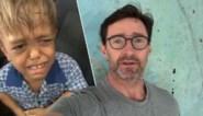 """Beroemde acteur Hugh Jackman steekt gepest jongetje (9) een hart onder de riem: """"Je bent sterker dan je weet, vriend"""""""