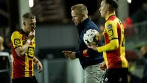 """KV Mechelen-trainer Wouter Vrancken: """"Dezelfde overgave als tegen Anderlecht, anders winnen we niet"""""""