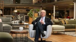 De man die Vlaanderen op zondag meubelen leerde kopen: Denis Heylen van Meubelen Heylen gaat met pensioen