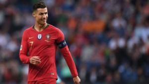 Titelhouder Portugal oefent vijf keer richting EK, waarvan de eerste keer tegen de Rode Duivels
