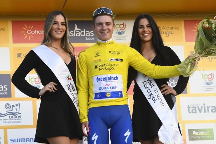Vijf redenen waarom ook de concurrentie denkt dat Evenepoel de Ronde van de Algarve wint (maar er zitten nog addertjes onder het gras)