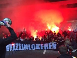 Supporters Sporting Lokeren trekken massaal naar Roeselare voor mogelijk allerlaatste wedstrijd van de club
