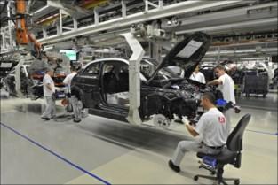 Audi Brussels ligt stil door problemen met aanvoer van onderdelen