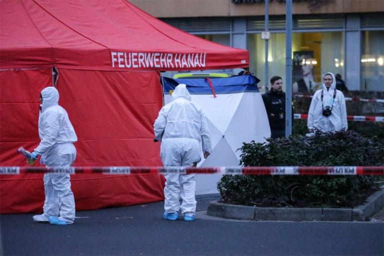 """Ooggetuigen van dodelijke schietpartij in Duitsland: """"Lichamen op de grond, overal bloed"""""""