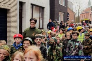 Kinderstoeten opener van carnavalsweekend in Tielrode en Steendorp