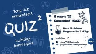 Jong VLD Oosterzele presenteert Quiz²