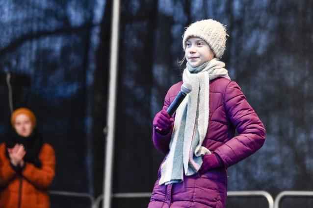 Ze is terug: Greta Thunberg komt op 6 maart in Brussel staken voor het klimaat