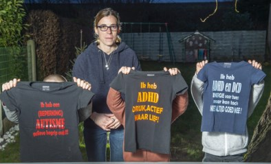 """Ouders laten kinderen T-shirt dragen met opschrift 'Ik heb ADHD': """"We willen niet meer scheef bekeken worden"""""""