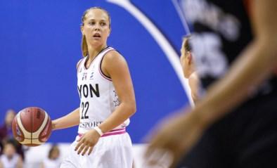 """Belgian Cat Julie Allemand pakt uit met """"perfect game"""" en stuwt Lyon naar winst"""
