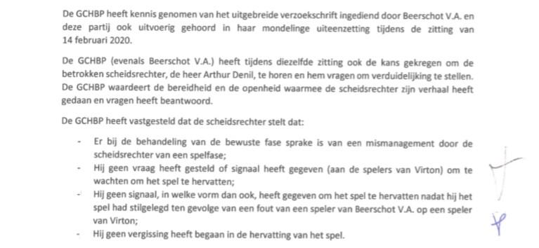 Virton-Beerschot nietig verklaard, Westerlo én Virton gaan in beroep: opnieuw geharrewar in 1B
