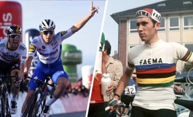 """Eddy Merckx draait er niet langer om heen: """"Remco Evenepoel kan drie weken in de Giro aan, ik zie geen probleem''"""