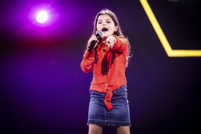 Coaches in 'The voice kids' draaien niet voor achtjarige Jana: krijgen 'kids' wel een kans?