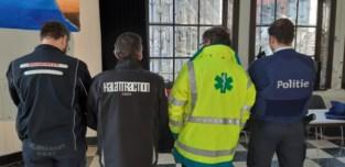 Hulpdiensten hielden rampoefening voor carnaval