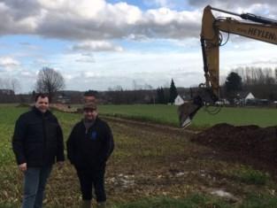 Erosiebestrijden helpt tegen wateroverlast in Wever